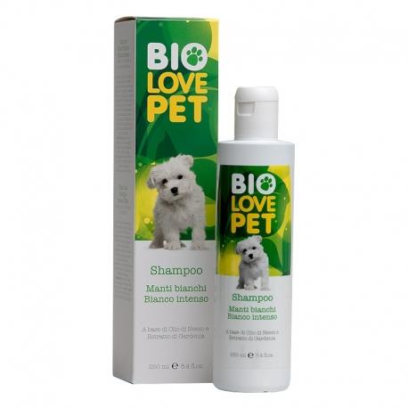 Bio kutyasampon fehér szőrű kutyáknak - 250 ml