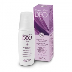 Bio dezodor spray hölgyeknek - 125 ml