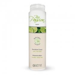 Bio passion testápoló krém lime-zöld tea - 200 ml