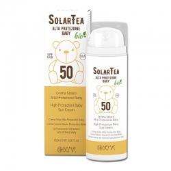 Magas védelmet biztosító napozókrém babáknak - Solar Tea