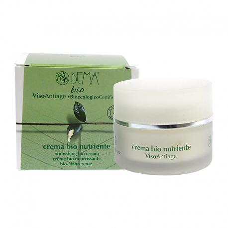Tápláló bio arckrém - 50 ml