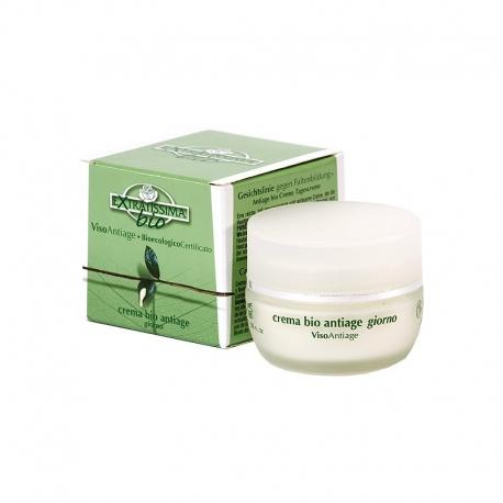 Öregedésgátló bio arckrém nappali használatra - 50 ml