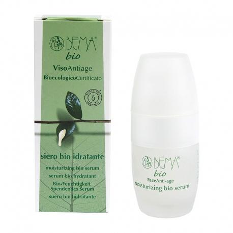 Hidratáló bio arcszérum - 30 ml