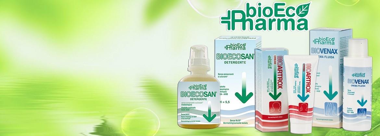 BIOECOPHARMA - Gyógyszertári biokozmetikumok