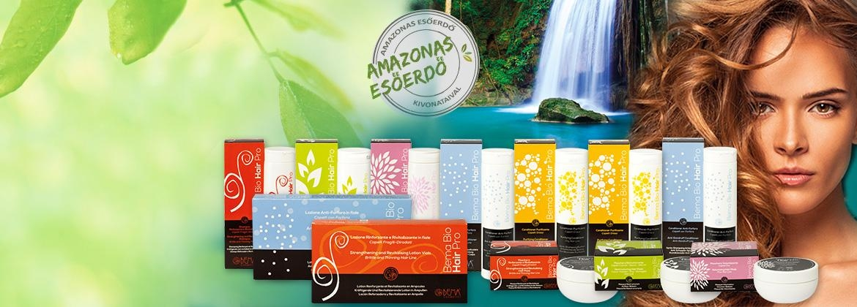 Bema Bio Hair Pro - A leghatékonyabb Amazonas esőerdő növényeinek a kivonataiból!