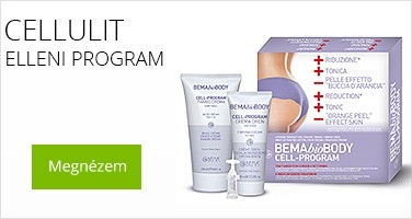 Cellulit elleni program szett
